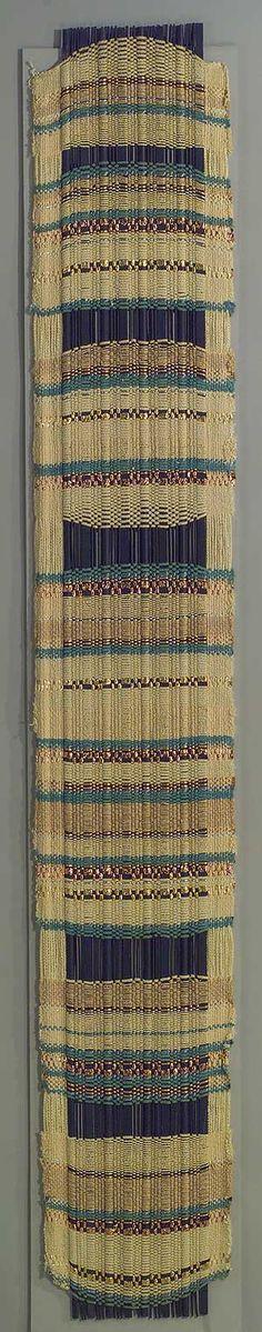 Dorothy Liebes: Sample room divider (1973.129.7) | Heilbrunn Timeline of Art History | The Metropolitan Museum of Art