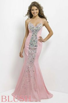 Blush Prom Dresses and Evening Gowns Blush Style 9714