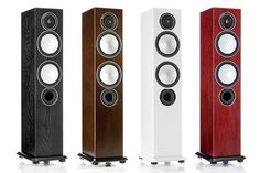 Monitor Audio Silver 6 speakers available at Audio Visual Solutions Group 9340 W. Sahara Avenue, Suite 100, Las Vegas, NV 89117. Call us for pricing & availability (702) 875-5561.