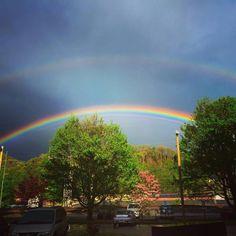 Rainbow in Williamson, WV