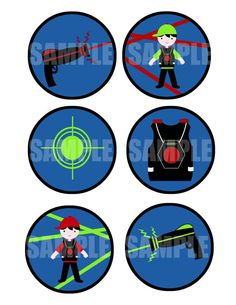 james bond poker fondant cupcake and cookie toppers 1 dozen rh pinterest com Go Cart Clip Art Rock Climbing Clip Art