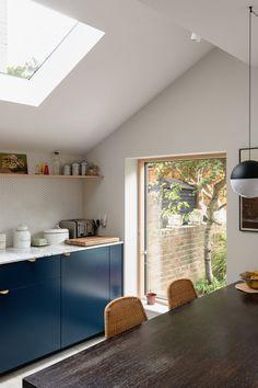 Apartment Interior, Interior Walls, Kitchen Interior, Interior Design, Brick Extension, Extension Ideas, Cheap Blankets, Hallway Walls, Two Bedroom House