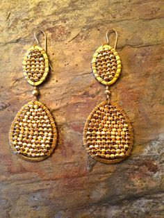 A personal favorite from my Etsy shop https://www.etsy.com/listing/224792331/gold-hoop-earrings-wire-wrapped-with