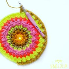 Fall is a vibrant season. If you want to crochet fall patterns free, you will absolutely enjoy it since there are so many vivid colors to choose. From leaves to the pumpkin pattern, you can add magic to the season… Continue Reading → Free Mandala Crochet Patterns, Easy Crochet Stitches, Crochet Fall, Love Crochet, Fall Patterns, Bobble Stitch, Crochet Crafts, Free Pattern, Vibrant