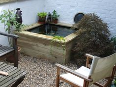 1.2m x 0.9m standard raised pond - The raised bed and pond company
