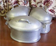 Guardian Service Ware Cookware trio w Lids  gs31.jpeg