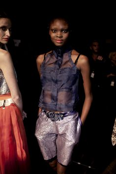 . Backstage, Behind The Scenes, Sequin Skirt, Sequins, Skirts, Fashion, Moda, Sequined Skirt, Fashion Styles