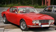 1967 Ford OSI 20m TS Coupe by Officina Stampaggi Industriali di Torino.