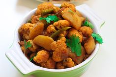 Aloo Gobi Recipe Interesting recipes.