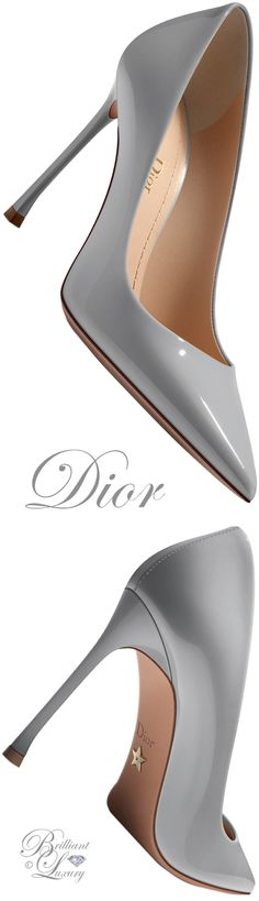 Dior Pumps - Shop at Stylizio for luxury designer handbags, leather purses and wallets. Women's and Men's watches, jewelry, sunglasses and other accessories. Fine gold and 925 sterling silver rings, necklaces, earrings. Gift ideas for women and men! #handbags