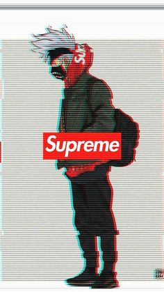 Supreme Wallpaper by EnXgMa - - Free on ZEDGE™ now. Browse millions of popular anime Wallpapers and Ringtones on Zedge and personalize your phone to suit you. Browse our content now and free your phone Glitch Wallpaper, Deadpool Wallpaper, Graffiti Wallpaper, Marvel Wallpaper, Cartoon Wallpaper, Anime Wallpaper Phone, Wallpaper Naruto Shippuden, Naruto Shippuden Anime, Naruto Wallpaper