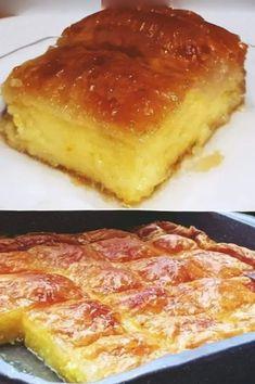 Cookbook Recipes, Pie Recipes, Greek Sweets, Greek Recipes, Dessert Bars, Food To Make, Food And Drink, Yummy Food, Treats