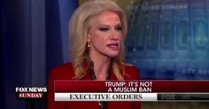 Full Video: Kellyanne Conway 'Fox News Sunday' Interview with Chris Wallace on Trump Administration Immigration Ban, Extreme Vetting, U.S.-Mexico Border Wall, Jan. 29, 2017
