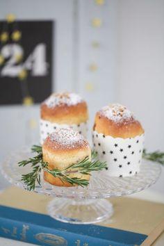 Panettone muffin recipe/ from Zuckerzimtundliebe