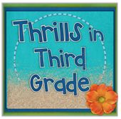 Thrills in Third Grade tagged me now head on over and get to know me!