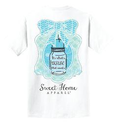 Sweet Home Apparel T-shirt #masonjar