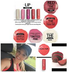 Loving our new lip Bon bons in chocolate truffle! It's the perfect spring and summer color! @ youniqueproducts.com/arynharb