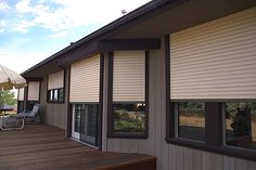 Rolling Exterior Shutters European Rolling Shutters Ers regarding sizing 3000 X 2250 Security Metal Window Blinds - Window blinds are a type of window Security Shutters, Window Security, Diy Home Security, Window Protection, Home Protection, Bunker, Rolling Shutter, Hurricane Shutters, Roller Shutters