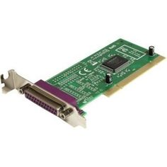 StarTech.com 1 Port Low Profile PCI Parallel Adapter Card (PCI1P_LP) - by StarTech. $52.33. Main FeaturesLimited Warranty: 2 YearManufacturer/Supplier: StarTech.comManufacturer Part Number: PCI1P_LPManufacturer Website Address: www.startech.comBrand Name: StarTech.comProduct Name: 1 Port Low Profile PCI Parallel Adapter CardMarketing Information: Add a parallel port to your low profile/small form factor computer through a PCI expansion slot. The PCI1P_LP 1 Port L...