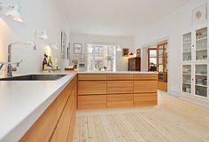RobinHus - Andelsbolig i København V sælges : Lækker lejl. på 156 kvm i hjertet af KBH
