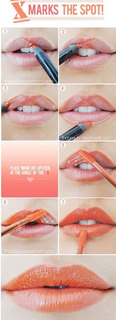 13 Beauty Tricks Every Woman Must Know #makeup #lipart #lips