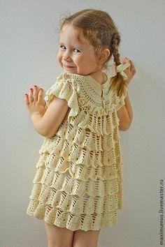 """Платье """"Озорной колокольчик"""" -"""