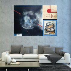 Keşif (Exploration) by Özgür Çağlar Yılmaz  Tuval üzerine Karışık Teknik / Mixed Media on Canvas 160cm x 115cm 9.500₺ / 2.650$  #gallerymak #sanat #ig_sanat #instaart #resim #tablo #modernsanat #soyut #dışavurum #zaman #felsefe #oilpainting #mixedmedia #renk #gününkaresi #gununfotografi #müze #sergi #artgallery #contemporaryart #abstractart #abstract #contemporary #arte #artwork #artcollector #artlover #artlife #artcollective #painting