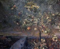 Antonio López García (1936) The Apple Tree