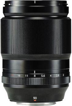Fuji XF 90mm f/2 R LM WR