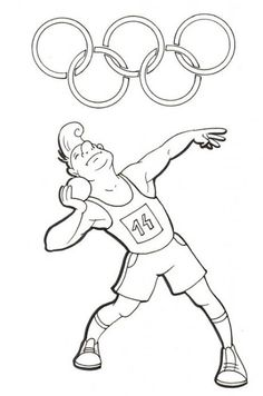 Healthy snacks on the go for kids free online printable Special Olympics, Summer Olympics, Olympic Sports, Olympic Games, Sports Coloring Pages, Summer Fun, Summer Themes, Summer School, Coloring Sheets