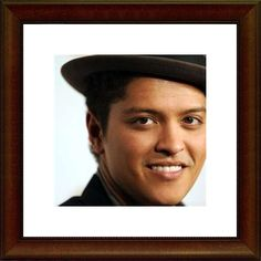 Bruno Mars. Born Peter Gene Bayot Hernandez on October 8, 1986.