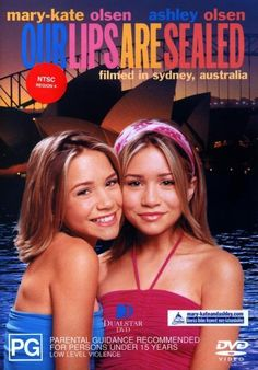 Image detail for -Olsen Twins: Our Lips Are Sealed Video by Ashley Olsen (DVD, Movie ...