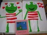 Kikker is verliefd Yoshi, Back To School, Valentines Day, Preschool, Jar, Holiday, Frogs, Paper, Entertaining