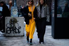 Le 21ème / Charlotte Groeneveld + Sabrina Meijer | New York City  #Fashion, #FashionBlog, #FashionBlogger, #Ootd, #OutfitOfTheDay, #StreetStyle, #Style