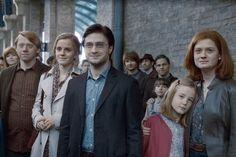 Роулинг опубликовала короткий рассказ о 30-летнем Гарри Поттере