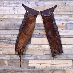 Shop Leather Chaps on Wanelo
