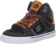 DC Kids Spartan Hi Top Skate Shoe (Little Kid/Big Kid)