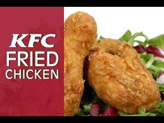 How to Make KFC Original Fried Chicken: 7 Steps