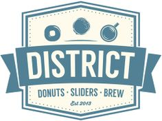 District Donuts Sliders Brew: They serve donuts and coffee, but also sliders and soda. Flavors veer towards the wild side, including a sriracha/maple/thyme and, since this is Who Dat country, a Black  Gold donut with Lazy Magnolia Stout glaze, chocolate covered chips  bacon.