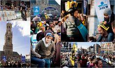 Impressie Ronde van Vlaanderen 2014 bij de start in Brugge door Fotografie Kathleen Rits www.fotografiekathleenrits.com