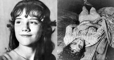 Sylvia Likens and her sister Jenny were left in the care of a family friend who tortured Sylvia mercilessly until the young woman died of her extensive, gruesome, injuries. Creepy History, Strange History, Sylvia Likens, Weird Stories, True Stories, Life Changing Quotes, Reading Stories, Take Care Of Your Body, Murder Mysteries