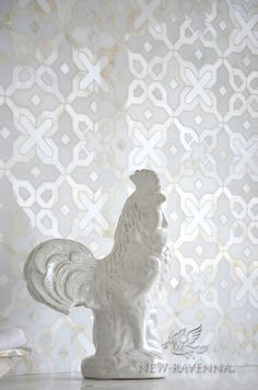 Huelva Mosaic Backsplash   New Ravenna