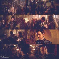 Colin O'Donoghue -The Turdors-Killian Jones - Captain Hook Jennifer Morrison - Emma Swan on Once Upon A Time
