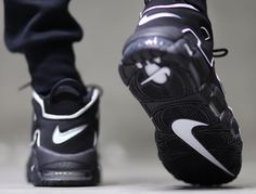 Nike Air More Uptempo Scottie Pippen On-Feet | Solecollector