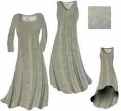 Desert Sands Taupe #Customize #Plussize Dresses, Shirts, Pants, Skirts, and Jackets - http://sanctuarie-net.stores.yahoo.net/nedesatawigl.html