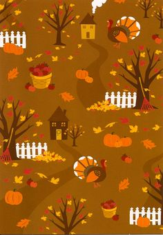 105 Best Thanksgiving Wallpaper Images On Pinterest