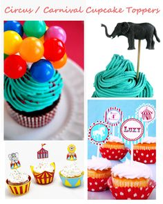 workingberlinmum: Children's Party Ideas: Carnival / Circus Party