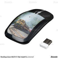 Reading Lines ALCO C-630 #5308 Wireless Mouse !  www.railphotoexpress.biz