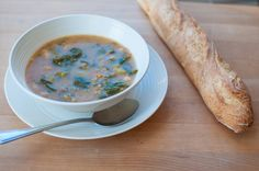 Tuscan White Bean and Kale Soup