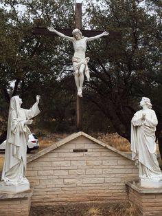 Mount Carmel Hermitage in Christoval, Tx.
